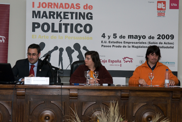 jornadas marketing politico